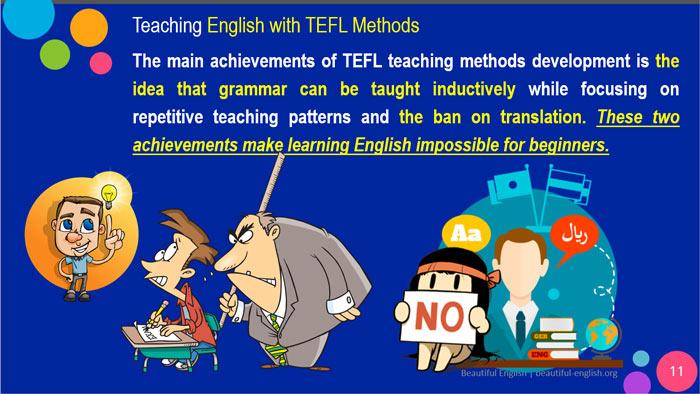 English language teaching methods