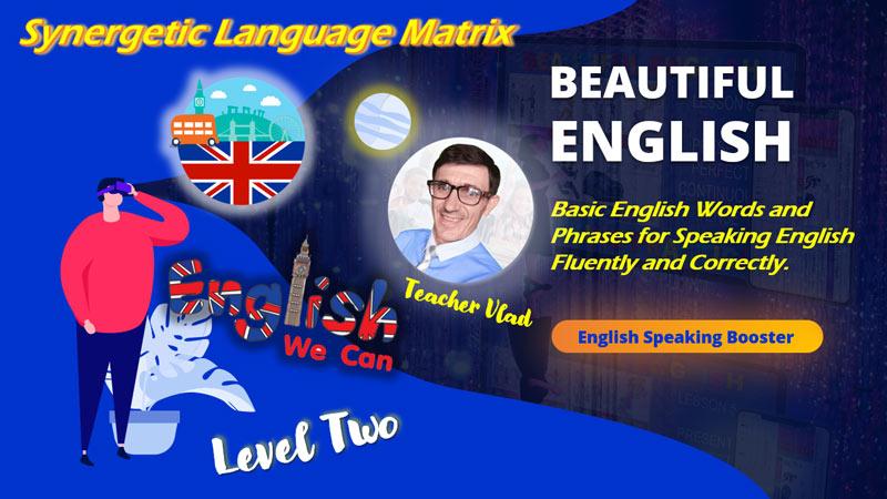 Basic English Words and Phrases. Level 2
